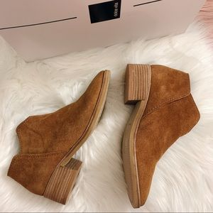 Dolce Vita TRIST BOOTIES IN BROWN